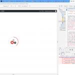 MotoPress Content Editorが編集ボタンを押しても真っ白になって動かない場合